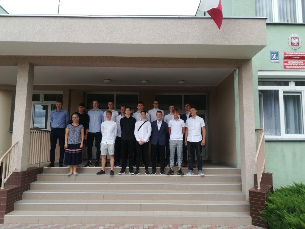 Klasa 1(P)