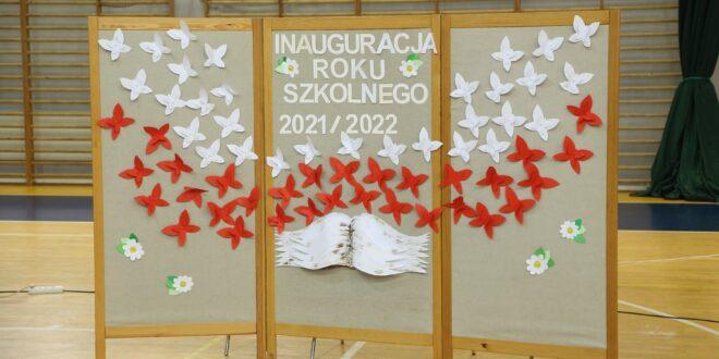 Uroczystość rozpoczęcia roku szkolnego 2021/2022